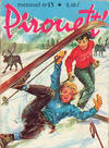 Cover for Pirouett' (Impéria, 1962 series) #15
