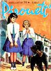 Cover for Pirouett' (Impéria, 1962 series) #38