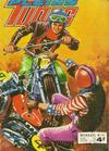 Cover for Pleins Tubes (Impéria, 1975 series) #13