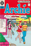 Cover for Archie (Editions Héritage, 1971 series) #1