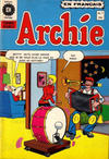 Cover for Archie (Editions Héritage, 1971 series) #7