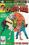Cover for The Spectacular Spider-Man Annual (Marvel, 1979 series) #3 [Direct]