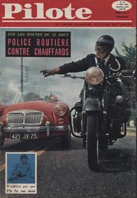 Cover Thumbnail for Pilote (Dargaud, 1960 series) #42