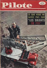 Cover Thumbnail for Pilote (Dargaud, 1960 series) #43