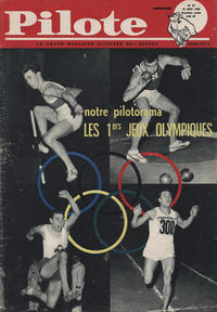 Cover Thumbnail for Pilote (Dargaud, 1960 series) #44