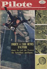 Cover Thumbnail for Pilote (Dargaud, 1960 series) #45
