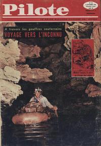 Cover Thumbnail for Pilote (Dargaud, 1960 series) #46