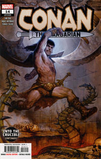 Cover Thumbnail for Conan the Barbarian (Marvel, 2019 series) #14 (289)