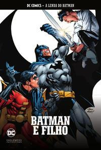Cover Thumbnail for DC Comics - A Lenda do Batman (Eaglemoss Collections, 2018 series) #1 - Batman e Filho