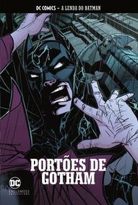 Cover Thumbnail for DC Comics - A Lenda do Batman (Eaglemoss Collections, 2018 series) #3 - Portões de Gotham