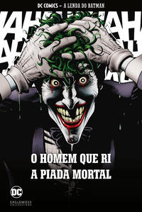 Cover Thumbnail for DC Comics - A Lenda do Batman (Eaglemoss Collections, 2018 series) #5 - O Homem Que Ri e A Piada Mortal