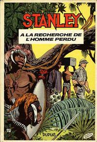 Cover Thumbnail for Stanley (Dupuis, 1955 series) #2 - À la recherche de l'homme perdu