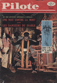 Cover Thumbnail for Pilote (Dargaud, 1960 series) #47