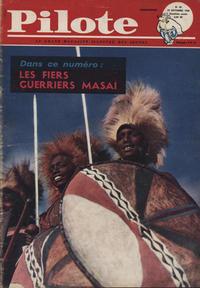 Cover Thumbnail for Pilote (Dargaud, 1960 series) #49