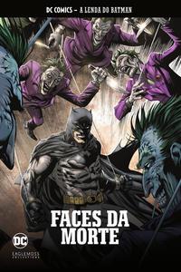 Cover Thumbnail for DC Comics - A Lenda do Batman (Eaglemoss Collections, 2018 series) #10 - Faces da Morte