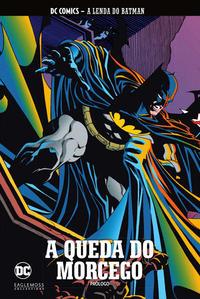 Cover Thumbnail for DC Comics - A Lenda do Batman (Eaglemoss Collections, 2018 series) #20 - A Queda do Morcego – Prólogo