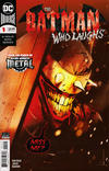 Cover Thumbnail for The Batman Who Laughs (2019 series) #1 [Second Printing]