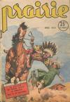 Cover for Prairie (Impéria, 1951 series) #17
