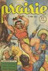 Cover for Prairie (Impéria, 1951 series) #34