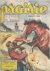 Cover for Prairie (Impéria, 1951 series) #89