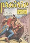 Cover for Prairie (Impéria, 1951 series) #91