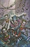Cover Thumbnail for The Batman Who Laughs (2019 series) #1 [Lucio Parrillo Virgin Cover]