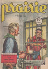 Cover for Prairie (Impéria, 1951 series) #49