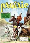 Cover for Prairie (Impéria, 1951 series) #93