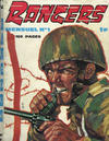 Cover for Rangers (Impéria, 1964 series) #1