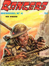 Cover for Rangers (Impéria, 1964 series) #4