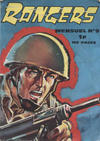 Cover for Rangers (Impéria, 1964 series) #9