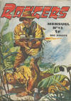 Cover for Rangers (Impéria, 1964 series) #13