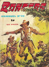 Cover for Rangers (Impéria, 1964 series) #23