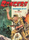 Cover for Rangers (Impéria, 1964 series) #27