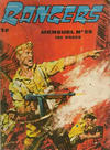 Cover for Rangers (Impéria, 1964 series) #29