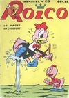 Cover for Roico (Impéria, 1954 series) #69