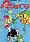 Cover for Roico (Impéria, 1954 series) #71