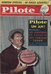 Cover for Pilote (Dargaud, 1960 series) #52