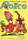 Cover for Roico (Impéria, 1954 series) #107