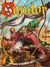 Cover for Sandor (Impéria, 1965 series) #8