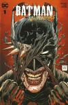Cover Thumbnail for The Batman Who Laughs (2019 series) #1 [Torpedo Comics Tony S. Daniel Cover]
