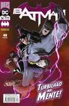 Cover for Batman (Panini Brasil, 2017 series) #34