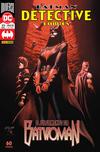 Cover for Detective Comics (Panini Brasil, 2017 series) #22