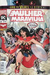 Cover for Mulher-Maravilha (Panini Brasil, 2017 series) #37