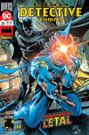 Cover for Detective Comics (Panini Brasil, 2017 series) #24