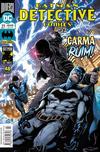 Cover for Detective Comics (Panini Brasil, 2017 series) #27