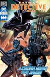 Cover for Detective Comics (Panini Brasil, 2017 series) #23