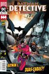 Cover for Detective Comics (Panini Brasil, 2017 series) #29