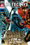 Cover for Detective Comics (Panini Brasil, 2017 series) #25