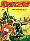 Cover for Rangers (Impéria, 1964 series) #6